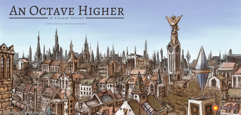 An Octave Higher
