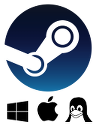 Download for Windows, Mac, and Linux from Steam